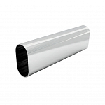 tubo cabideiro oblongo